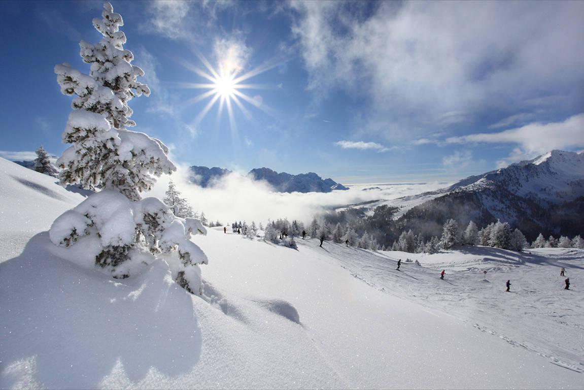 Vakantie Val di Sole Italië - Val di Sole sfeer1