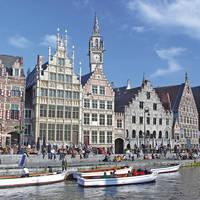 5-daagse busreis Kust en Kunst in Vlaanderen