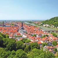5-daagse busreis Pasen in Heidelberg en het O