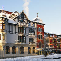 Wintersport Göbels Vital Hotel in Bad Sachsa (Harz, Duitsland)