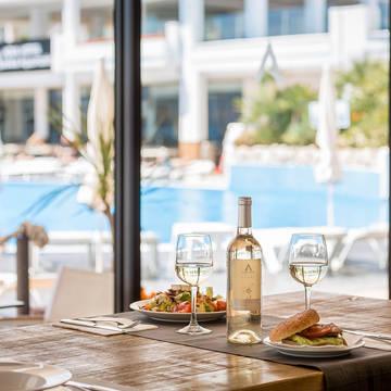 Burger Club Aquahotel Aquamarina & Spa