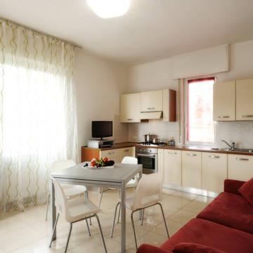 Woongedeelte Residence I Cormorani