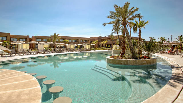 Zwembad Hotel Be Live Collection Marrakech - All Inclusive, adults only