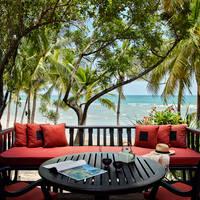 Voorbeeldkamer Premium Seaview - balkon