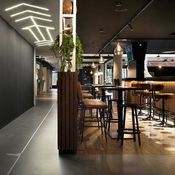 Bar HUP Hotel Mierlo