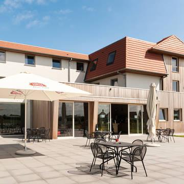 Terras Hotel Ibis De Haan