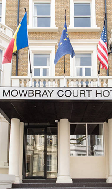Hotel Mowbray Court