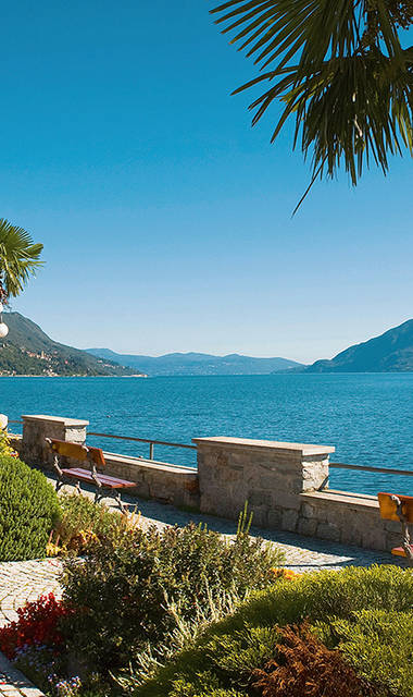 10-daagse busreis Het Lago Maggiore, Hotel Villa Rosy