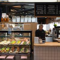 Markthal Torvehal Kopenhagen Fotograaf: Kim Wyon