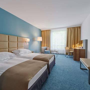 Kamer Hotel Radisson Blu Krakow