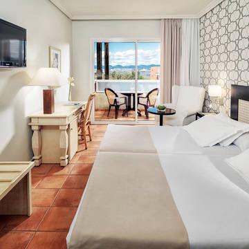 Voorbeeld slaapkamer, Salauris Palace Hotel H10 Salauris Palace