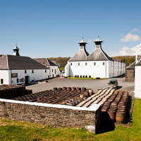 Isle of Islay - Ardbeg whisky distilleerderij