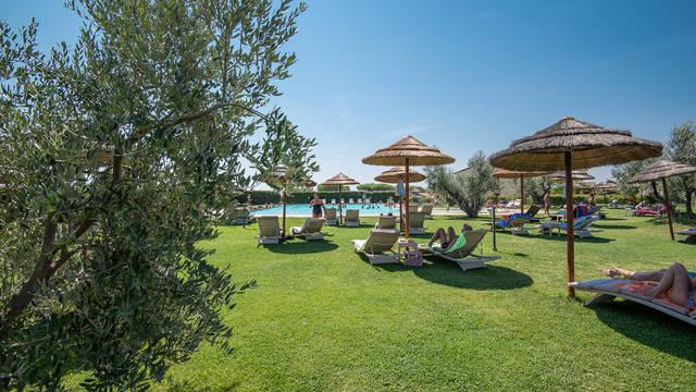 Zwembad Appartementen Le Corti di Montepitti