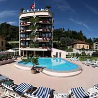 Hotel Delfino Lugano - buitenaanzicht