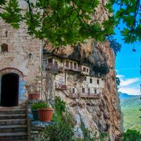 Prodromos klooster in de Lousioskloof