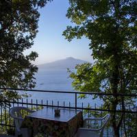 Uitzicht Vesuvius