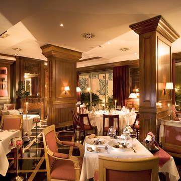 Restaurant Hotel Real Palacio
