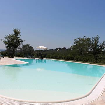 Zwembad Residence II Casale