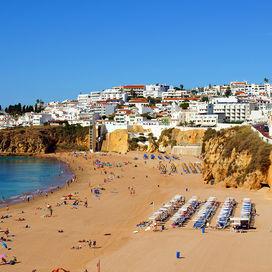 Populaire bestemmingen Portugal