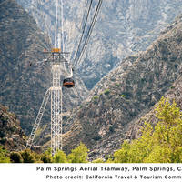 Palm Springs Aerial Tramway 1