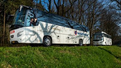 Busreizen met gegarandeerd vertrek
