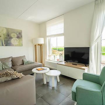 Voorbeeld Accommodatie EuroParcs Resort Poort van Amsterdam