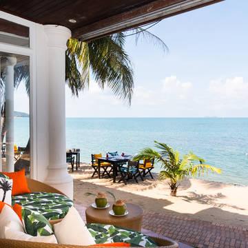 Lounge  Paradise Beach Resort
