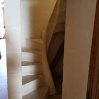 Voorbeeld woning trap