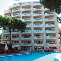 Zonvakantie Appartementen Almonsa Playa in Salou (Costa Dorada, Spanje)