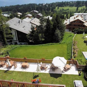 Ad'Eldorado uitzicht Hotel Ad'Eldorado