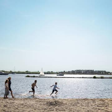 Strand Vakantiepark Center Parcs De Eemhof