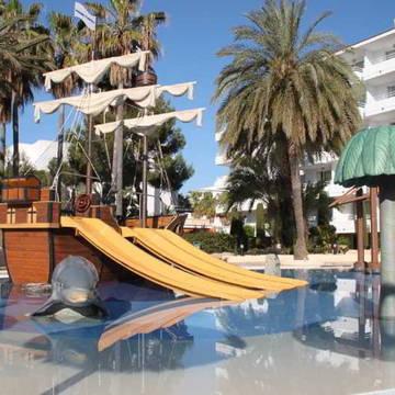 Kinderbad Aparthotel Marins Playa