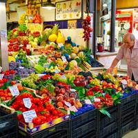 Mercato Centrale op ca. 5 minuten wandelen