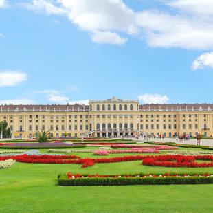 Schloss Schönbrunn, op ca. 25 minuten loopafstand van het hotel!