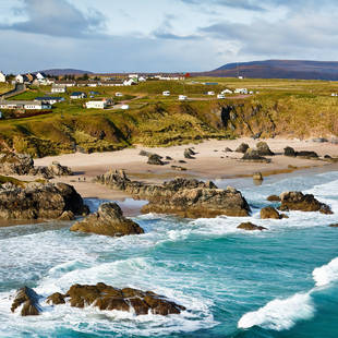 Durness - Sango Bay beach