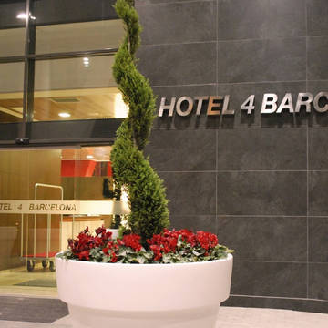 Entree 4 Hotel Barcelona