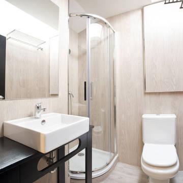 Voorbeeld badkamer-1 Appartementen Salles Beach