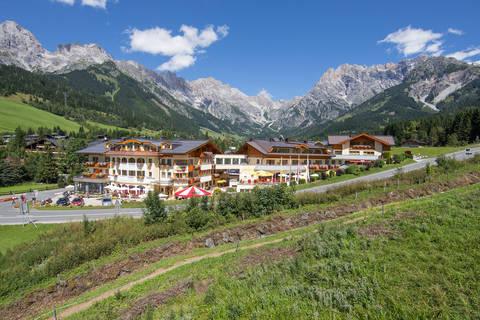 TIP autovakantie Salzburgerland 🚗️Berg en Spa Hotel Urslauerhof