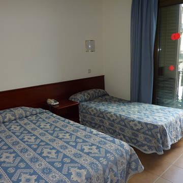 Kamer Hotel Roma Reial