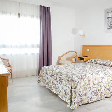Voorbeeld kamer Hotel Las Rampas