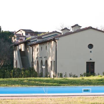 Zwembad Appartementen Il Poggio di San Ruffino