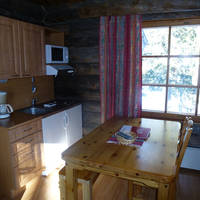 Kitchenette Silver Pine Lodge