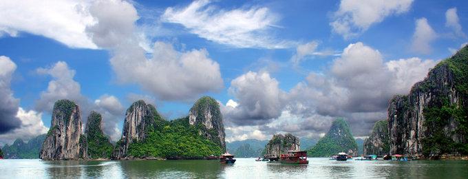 Verre reizen Vietnam