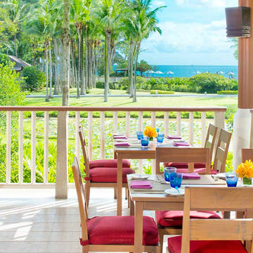 Restaurant Dusit Thani Krabi Beach Resort