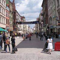 Stadsbeeld Poznan