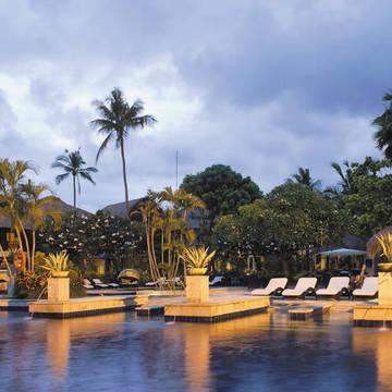 Mercure Resort Sanur - Zwembad Mercure Resort Sanur Bali
