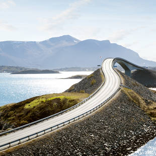 Noorwegen autorondreizen