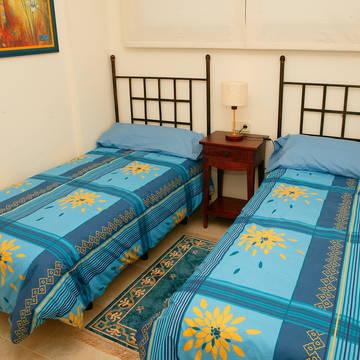 Voorbeeld slaapkamer Albir Confort Estrella appartementen