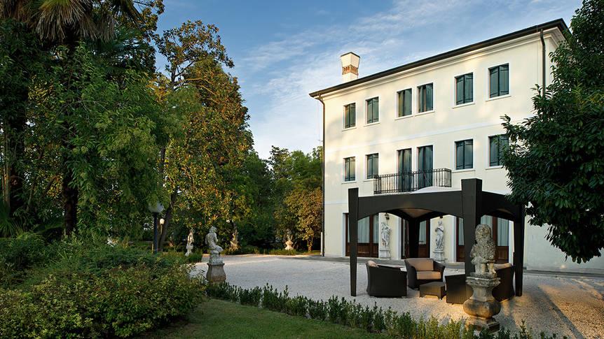 Exterieur Villa Pace Park Hotel Bolognese