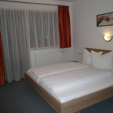 kamer 2 Appartementen Landhaus Kupfner